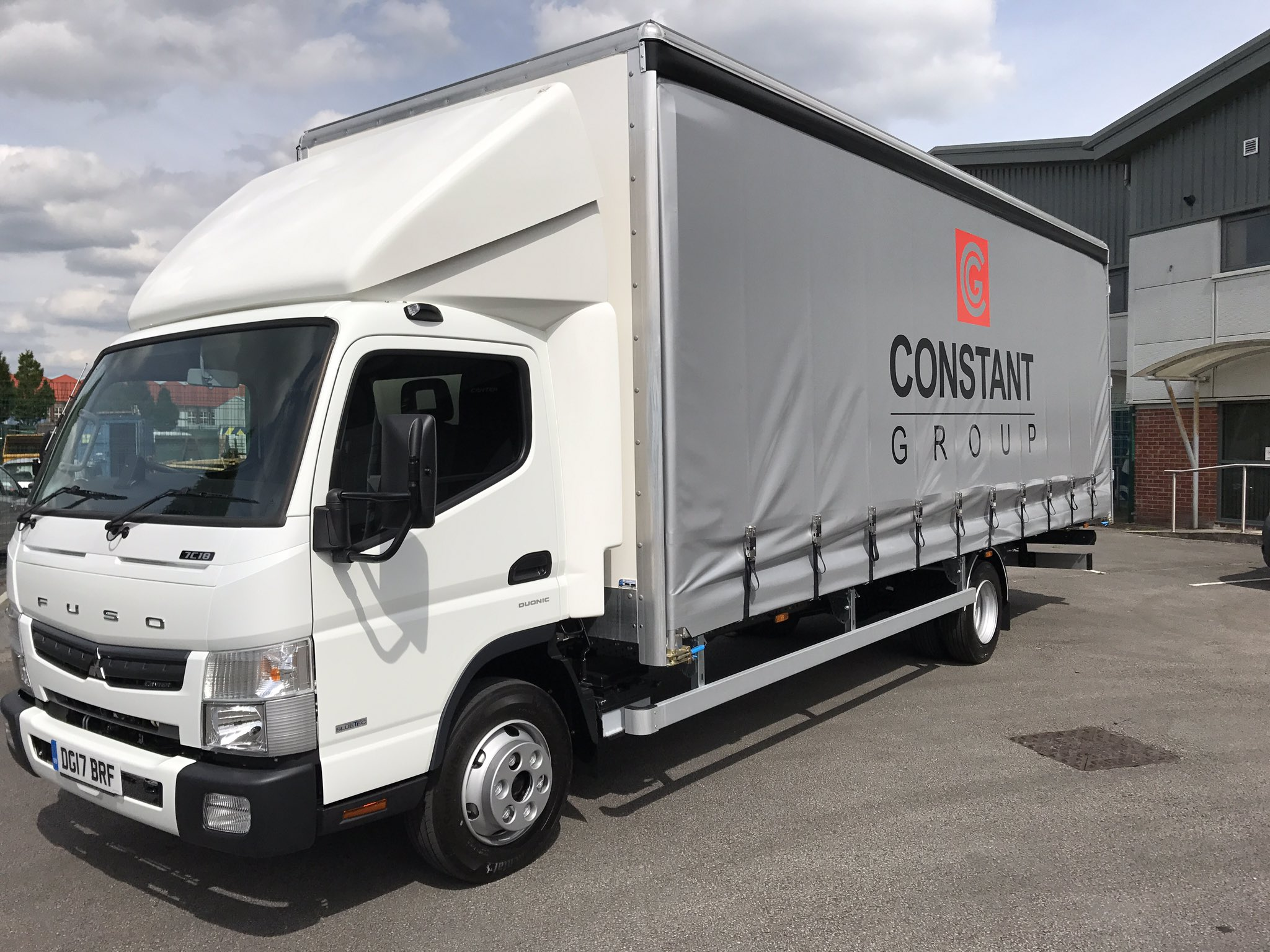 New high-yield 29 foot wagon with a capacity of 4.1 tonnes joins the fleet